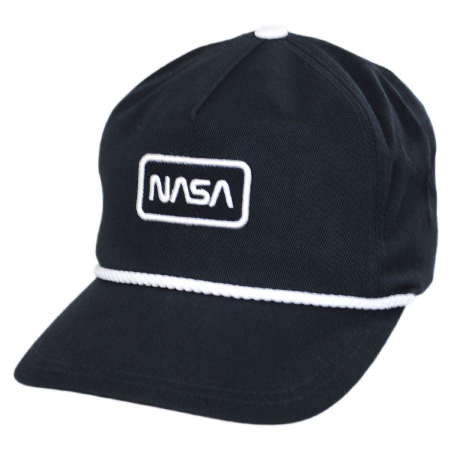 American Needle Nasa Snapback Baseball Cap All Baseball Caps