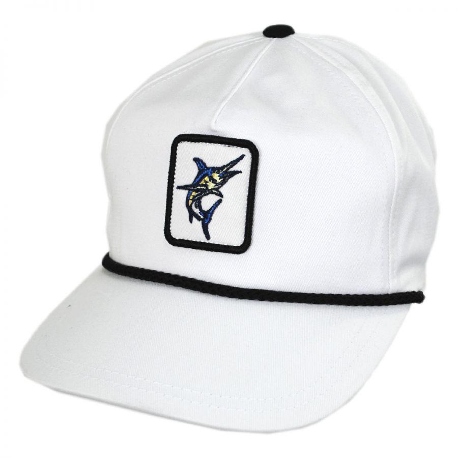 American Needle Swordfish Snapback Baseball Cap All Baseball Caps 1efdcdcbf4b