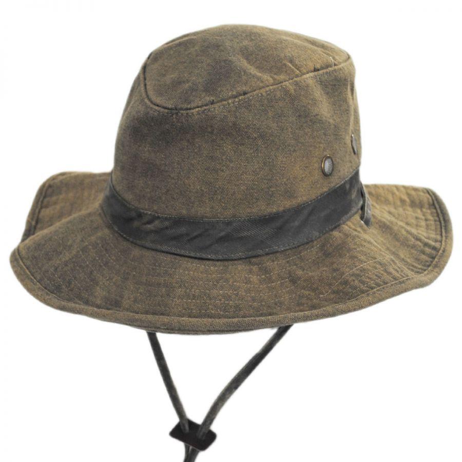 Stetson Camo Cotton Boonie Hat View All 119fb078860