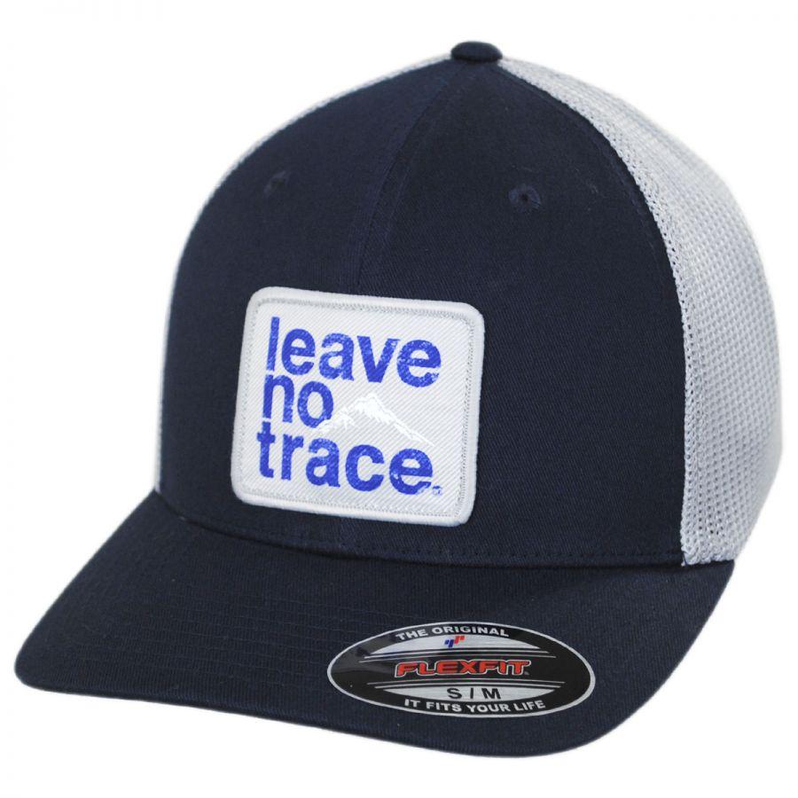 e61782d707fbc Columbia Sportswear Leave No Trace Flexfit Mesh Fitted Baseball Cap ...