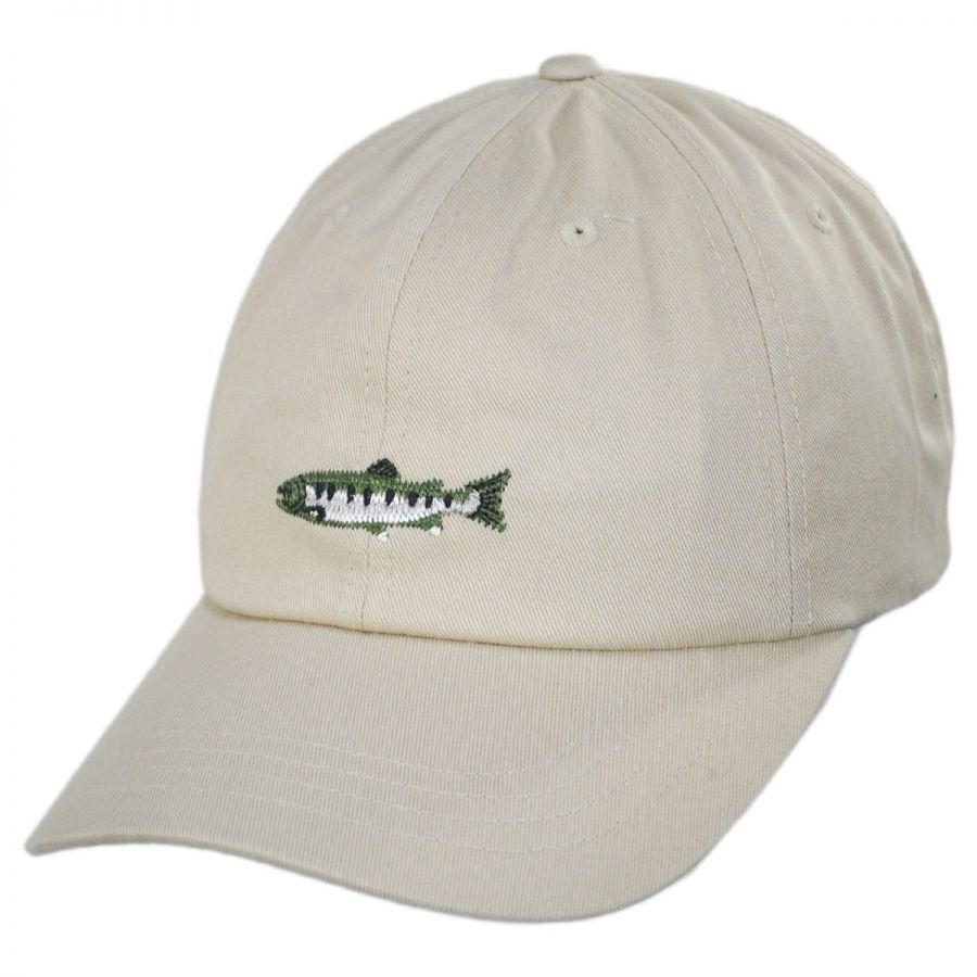 daffce752 PFG Bonehead II Trout Classic Baseball Cap