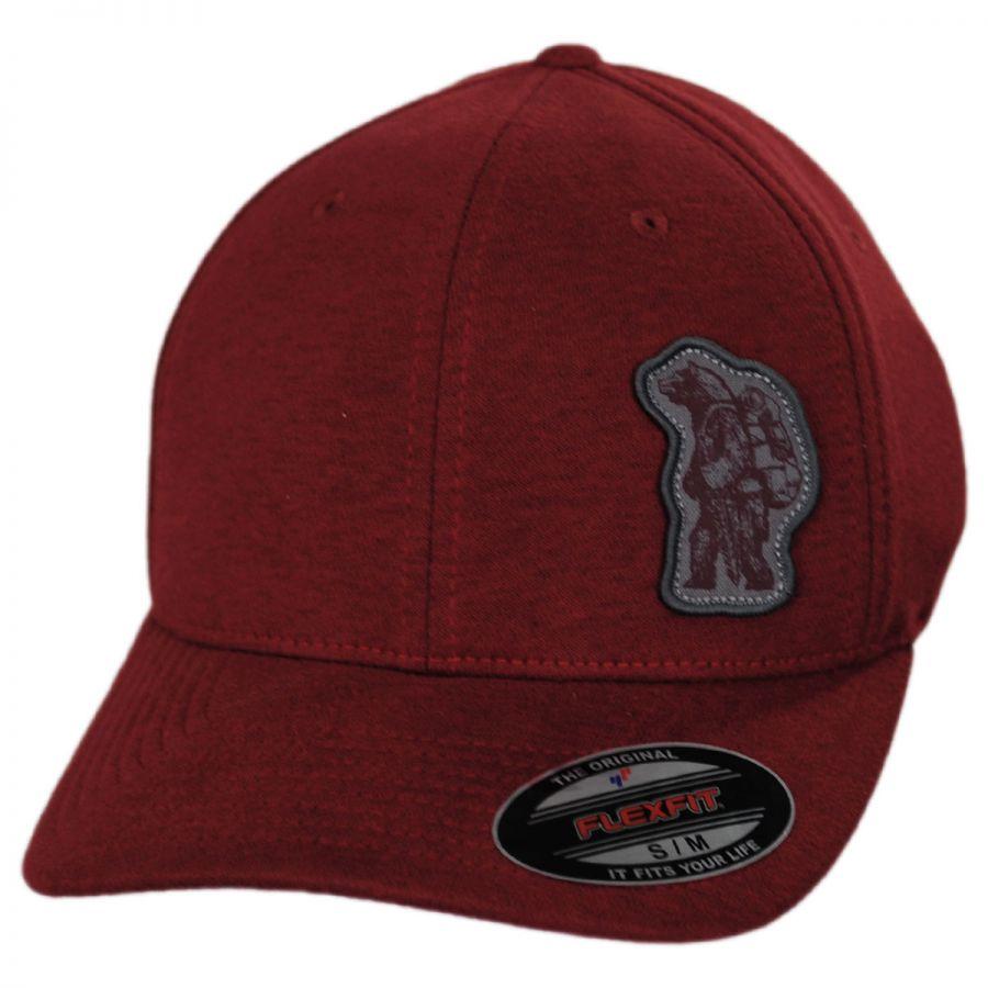 Columbia Sportswear Little Bear Classic Baseball Cap Fitted Baseball ... 7c2cf73591b
