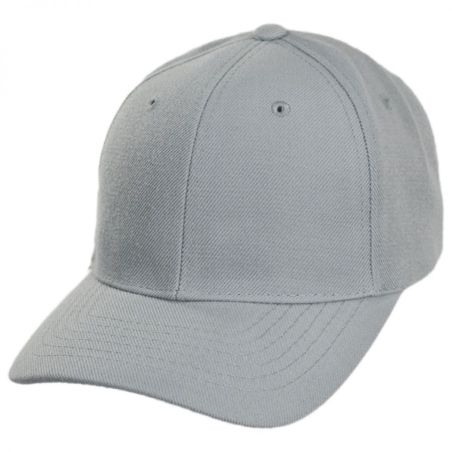 Village Hat Shop Wool Blend Snapback Baseball Cap All Baseball Caps d07cc8746ae