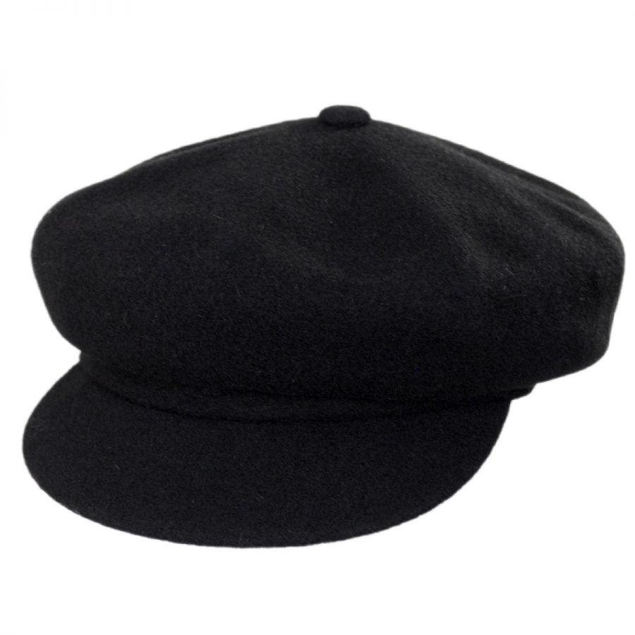 0175e0a1b5f Kangol Spitfire Wool Newsboy Cap Newsboy Caps