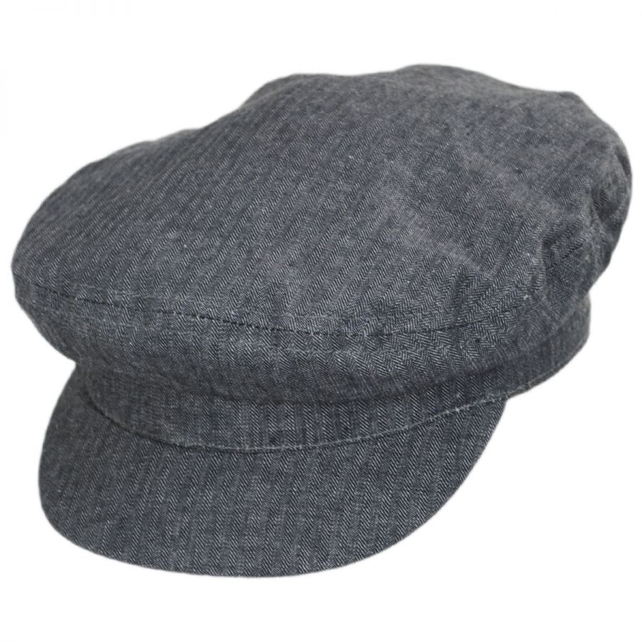 Brixton Hats Li l Cotton Blend Fiddler Cap - Childs Kids Flat Caps a2e9fa15582