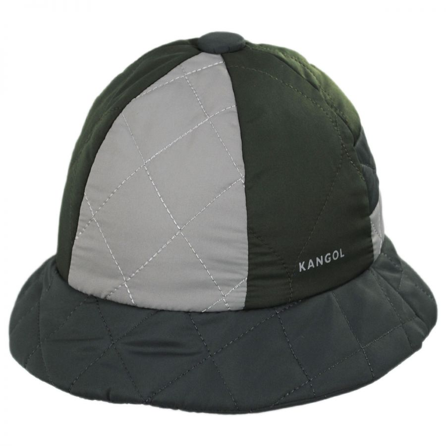 Kangol Quilted Casual Bucket Hat Bucket Hats c146a11f146