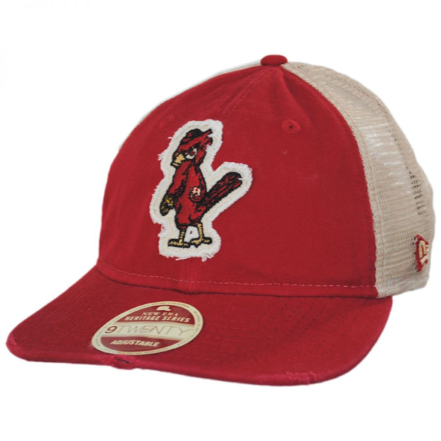 sale retailer 20967 3b5ae St. Louis Cardinals 1950 Strapback Trucker Baseball Cap alternate view 1