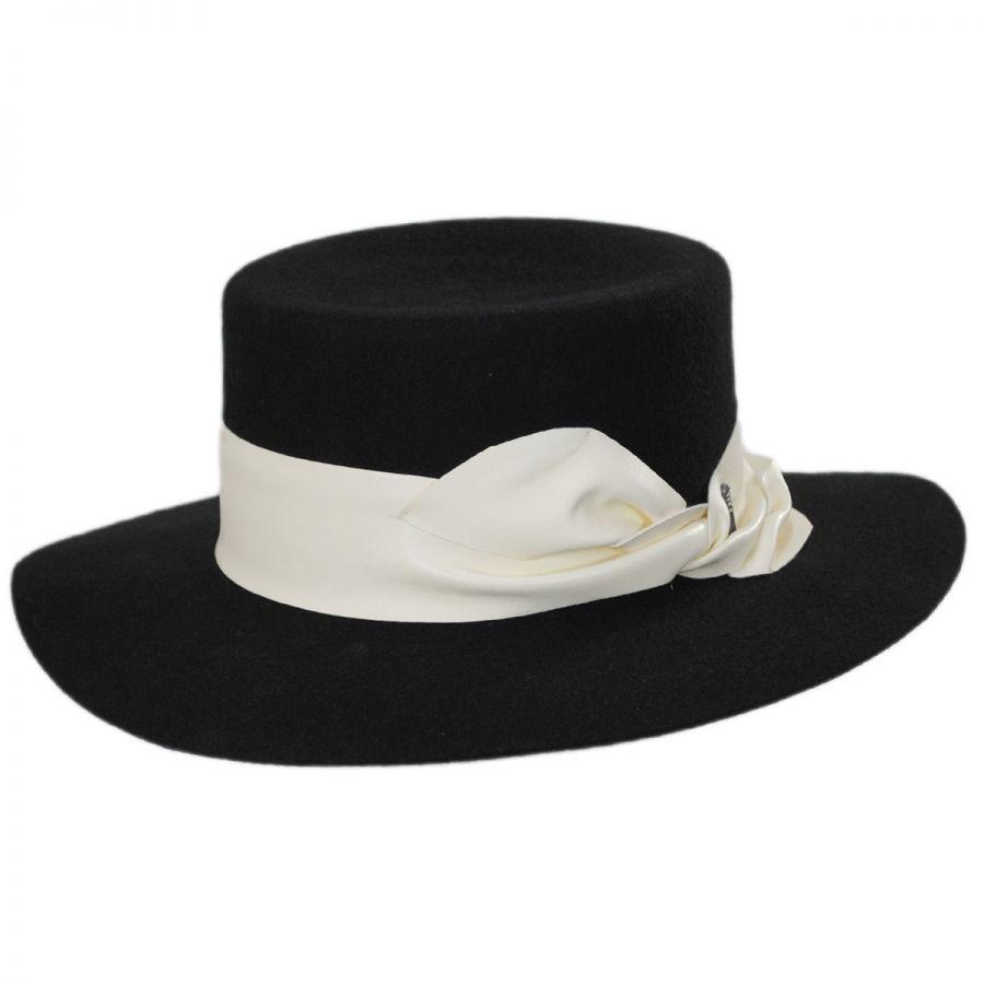 Brooklyn Hat Co Seville Gaucho Wool Bolero Hat Casual Hats f35d6e98de87