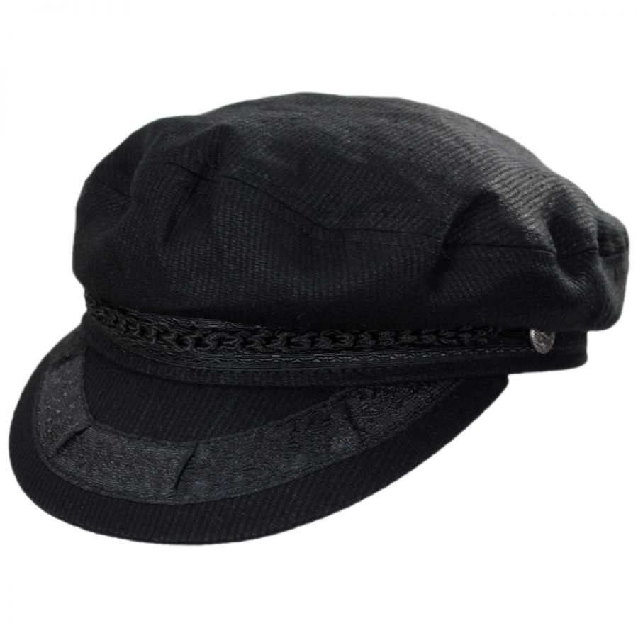 06b216e32ef Brixton Hats Athens Cotton Fisherman s Cap Greek Fisherman Caps