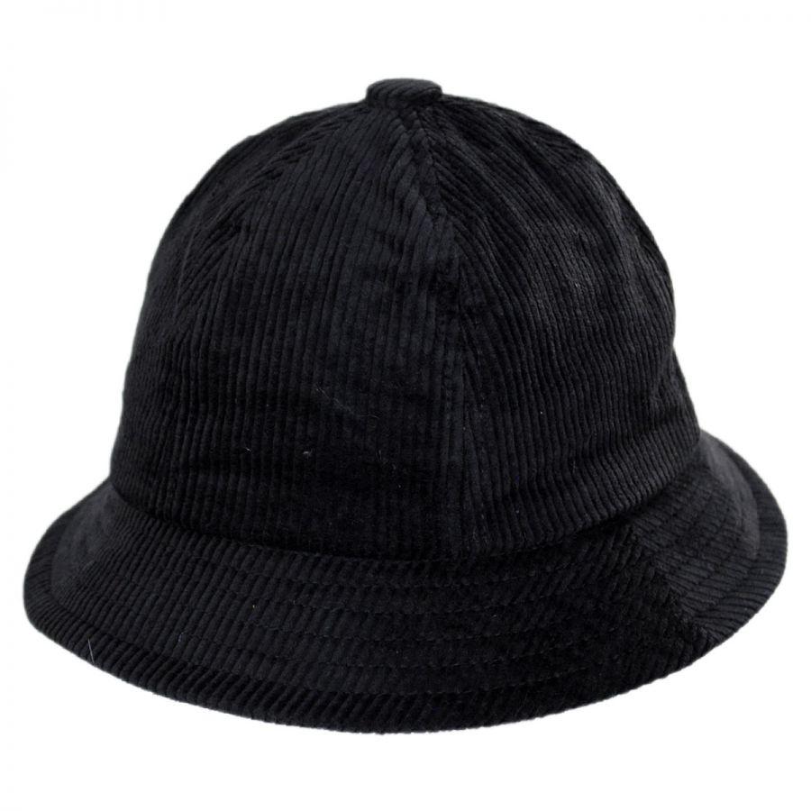 265ab341269 Brixton Hats Essex Corduroy Bucket Hat Bucket Hats