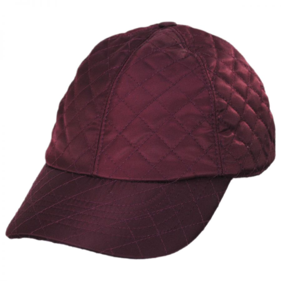 Betmar Quilted Rain Baseball Cap Casual Hats 063766e423e
