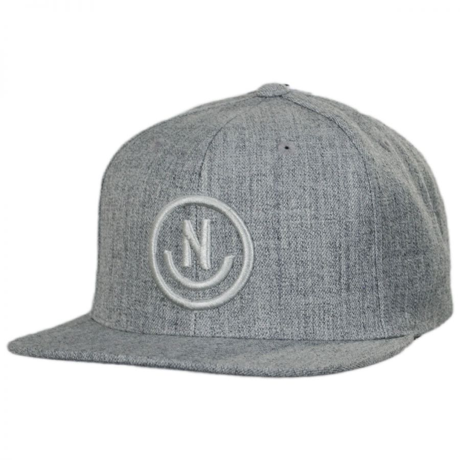 26ab89faf0e Neff Daily Smile Snapback Baseball Cap Snapback Hats