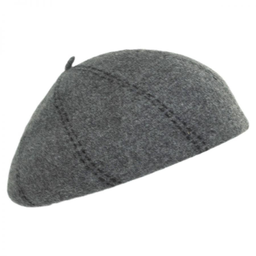 Callanan Hats Boiled Wool Beret Berets 2c13d61da64