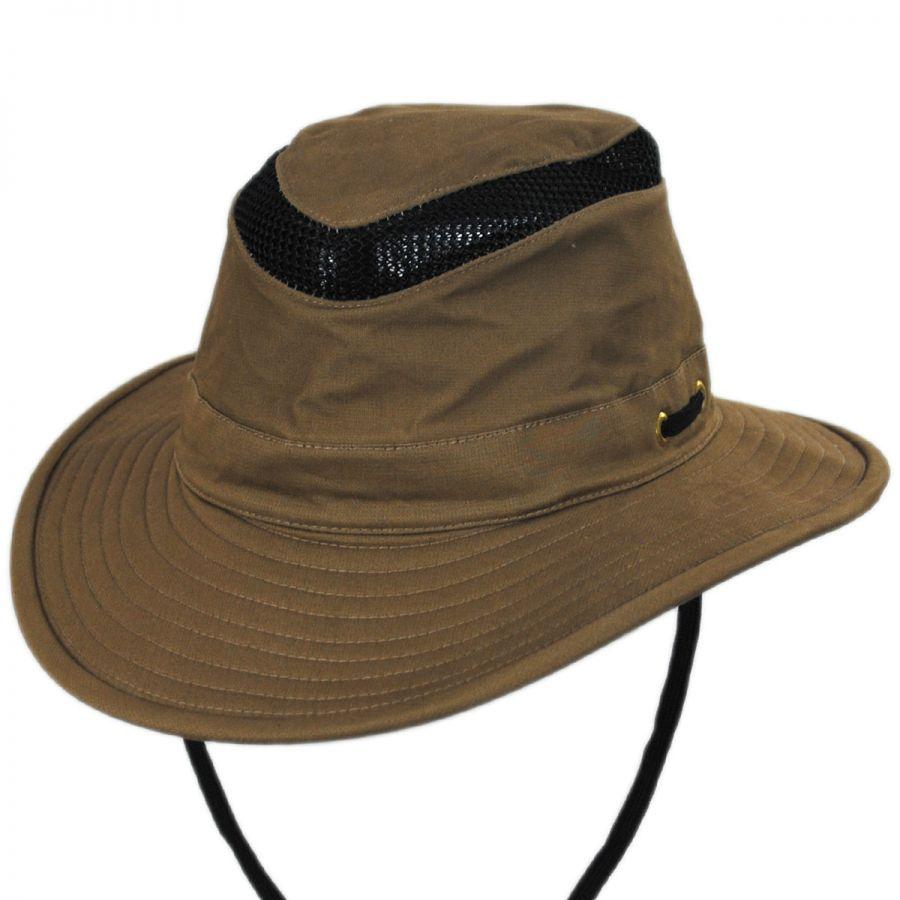 078cf84a6c44f Tilley Endurables T4MO Hikers Hat Rain Hats