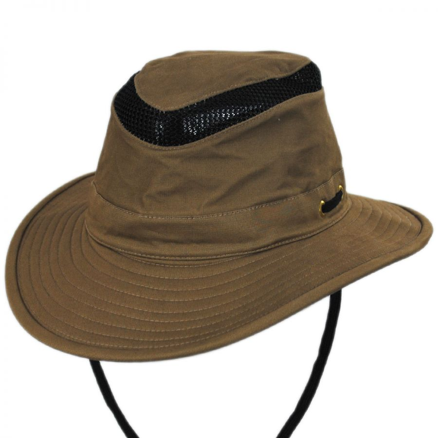 Tilley Endurables T4MO Hikers Hat Rain Hats d047cd0e078