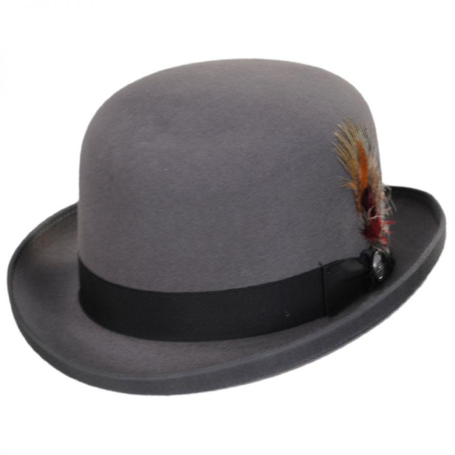 Stetson Fur Felt Derby Hat Derby   Bowler Hats 23d7bd85b63