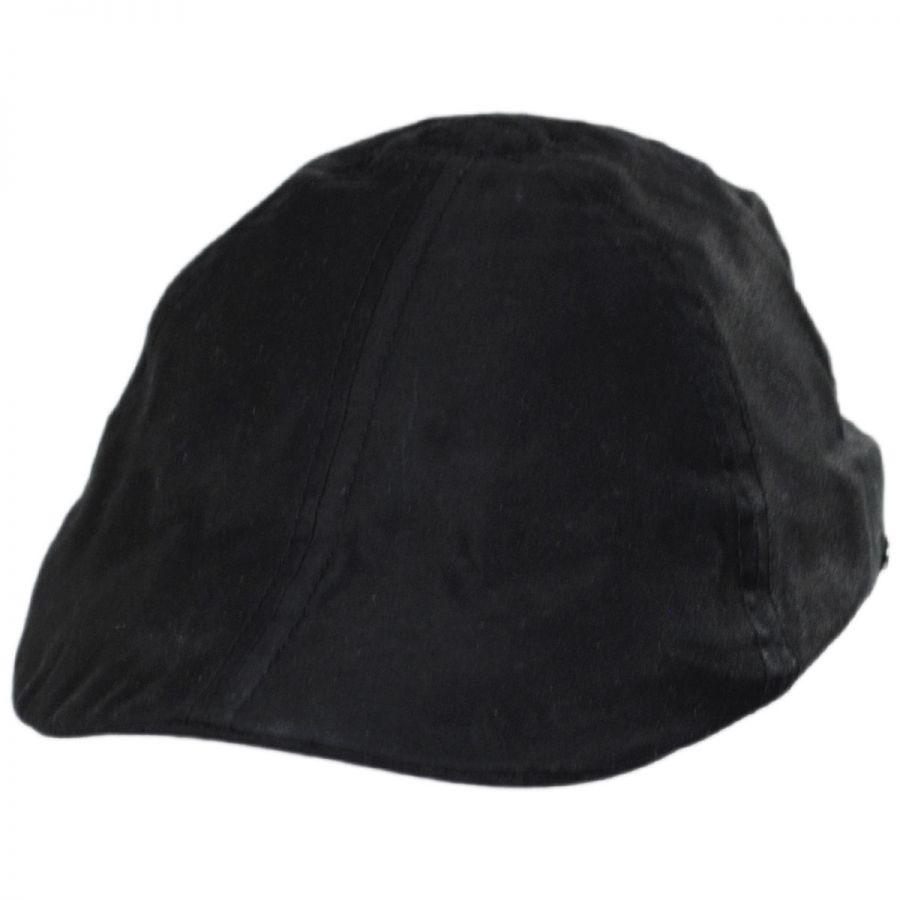 76e6cc8e2 Moleskin Cotton Duckbill Cap