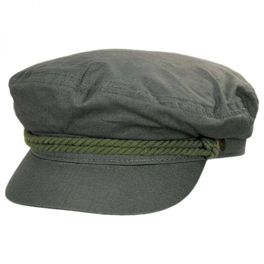 bada7afcdff Brixton Hats Cotton Fiddler Cap Greek Fisherman Caps