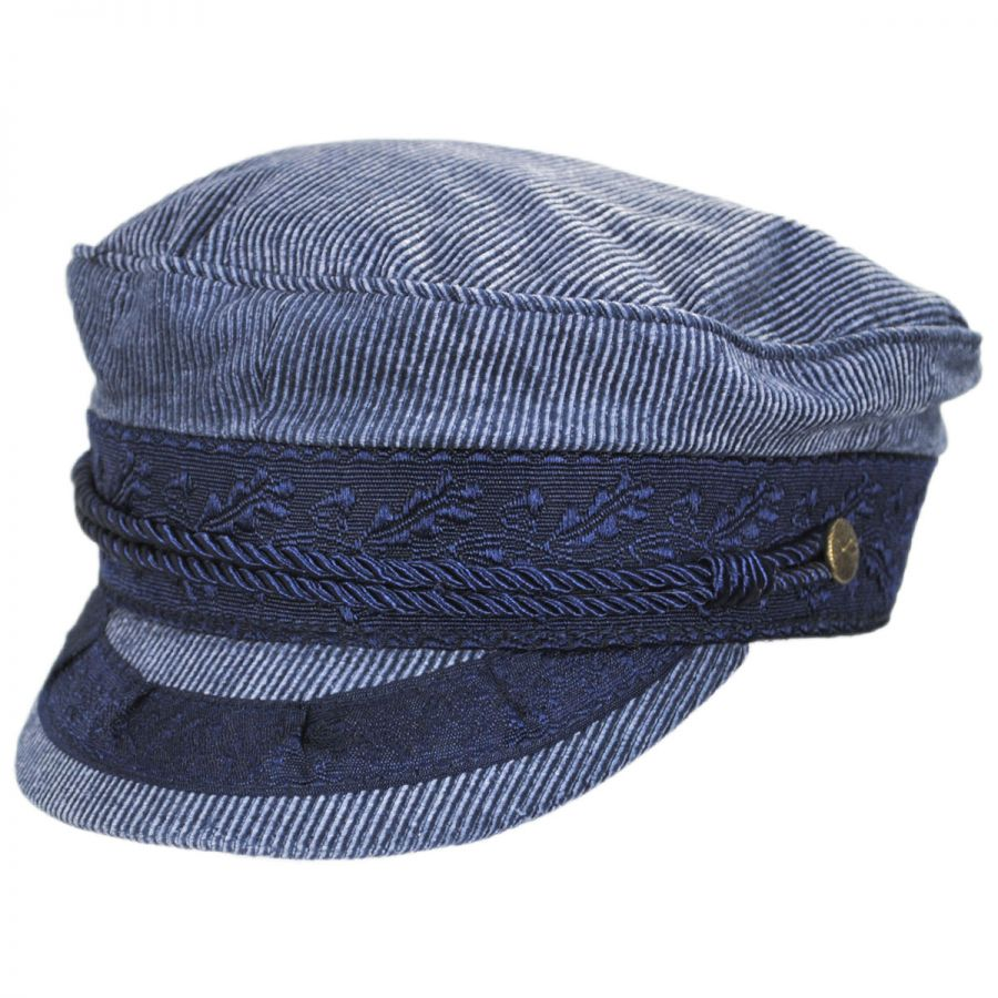 Brixton Hats Albany Corduroy Fisherman s Cap Greek Fisherman Caps af528ede9fd