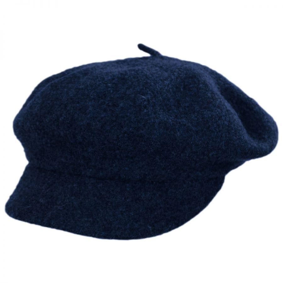 Brixton Hats Audrey Brim Wool Blend Beret Berets eab9a6827b6