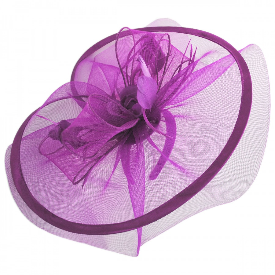 Scala Pollyanna Fascinator Hat Fascinators   Headbands 45ff89ff545