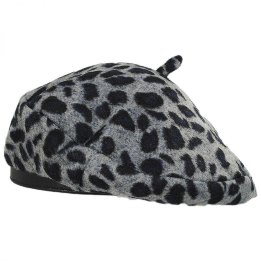 Brixton Hats Audrey II Wool Blend Beret Berets c29cdd0dee2