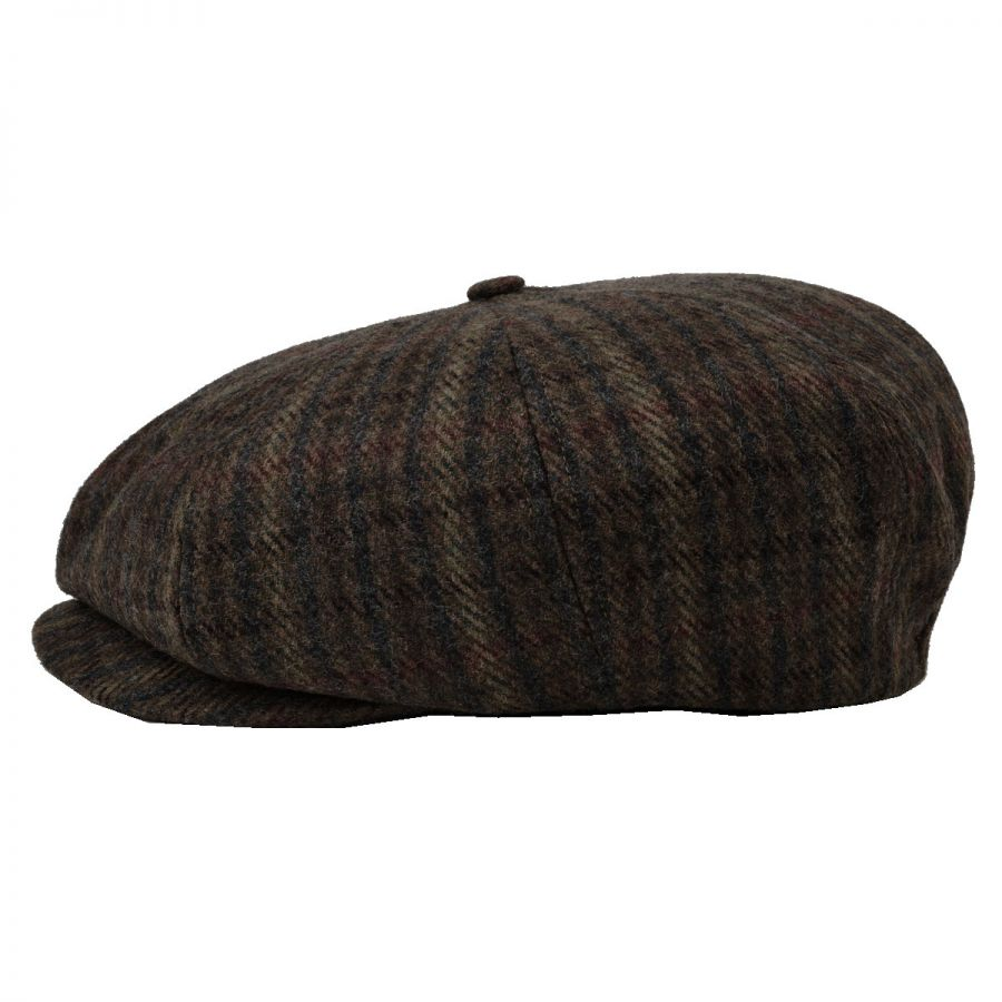 Brixton Hats Li l Brood Wool Blend Newsboy Cap - Childs Kids Flat Caps c174c0cb49a