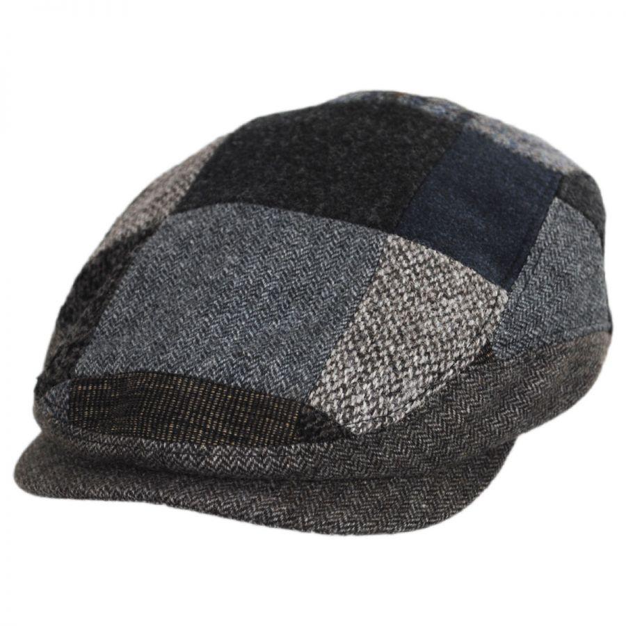 dd2ef7623fd50d Patchwork Wool Blend Ivy Cap alternate view 1