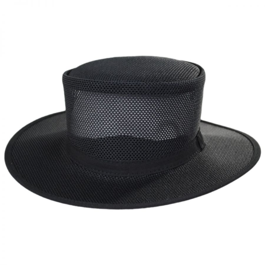 Head  N Home Duchess Mesh Wide Brim Top Hat Top Hats b81ef2fde81
