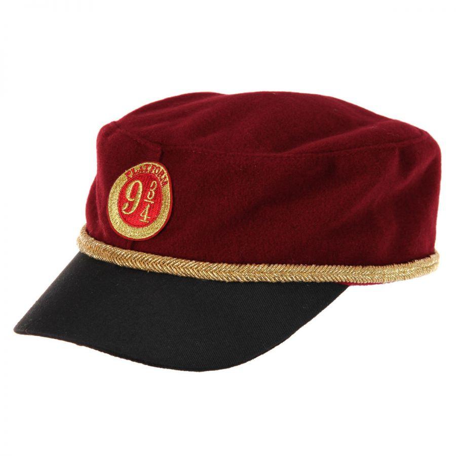 668dec50b0f Harry Potter Hogwarts Express Cadet Cap Novelty Hats - View All