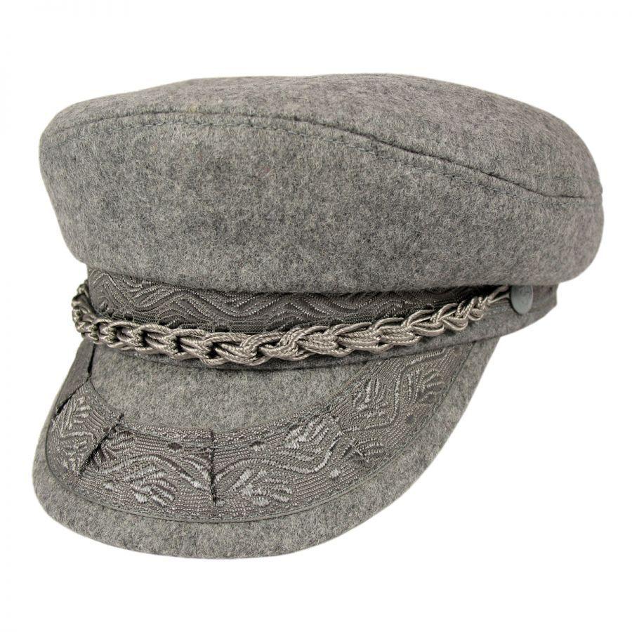 Fishermans Hat: Aegean Wool Greek Fisherman's Cap Greek Fisherman Caps