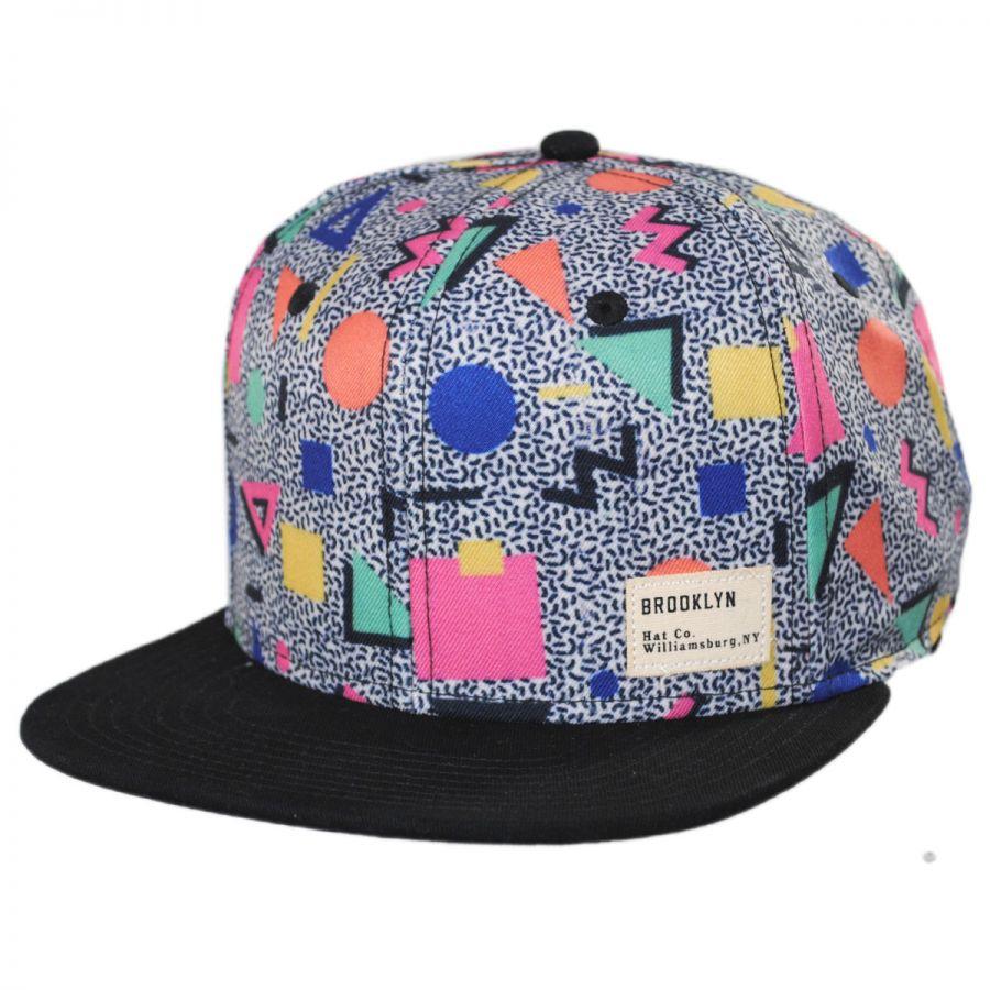 Brooklyn Hat Co Fresh Prince Strapback Baseball Cap All Baseball Caps cb0226a90b2