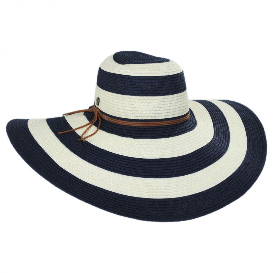 Tommy Bahama Porthcurno Toyo Straw Swinger Hat Sun Hats 35d6b5de5f6