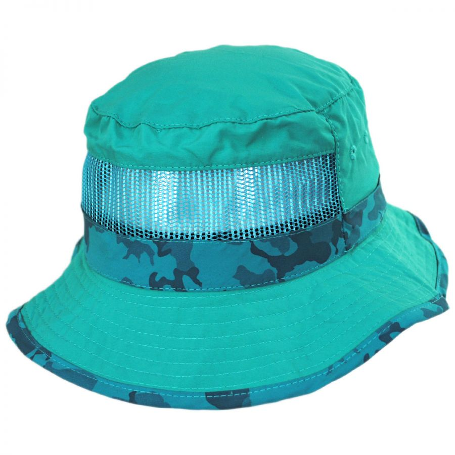 bb55dd7cbfc2f Sea Turtle Kids Bucket Hat alternate view 1