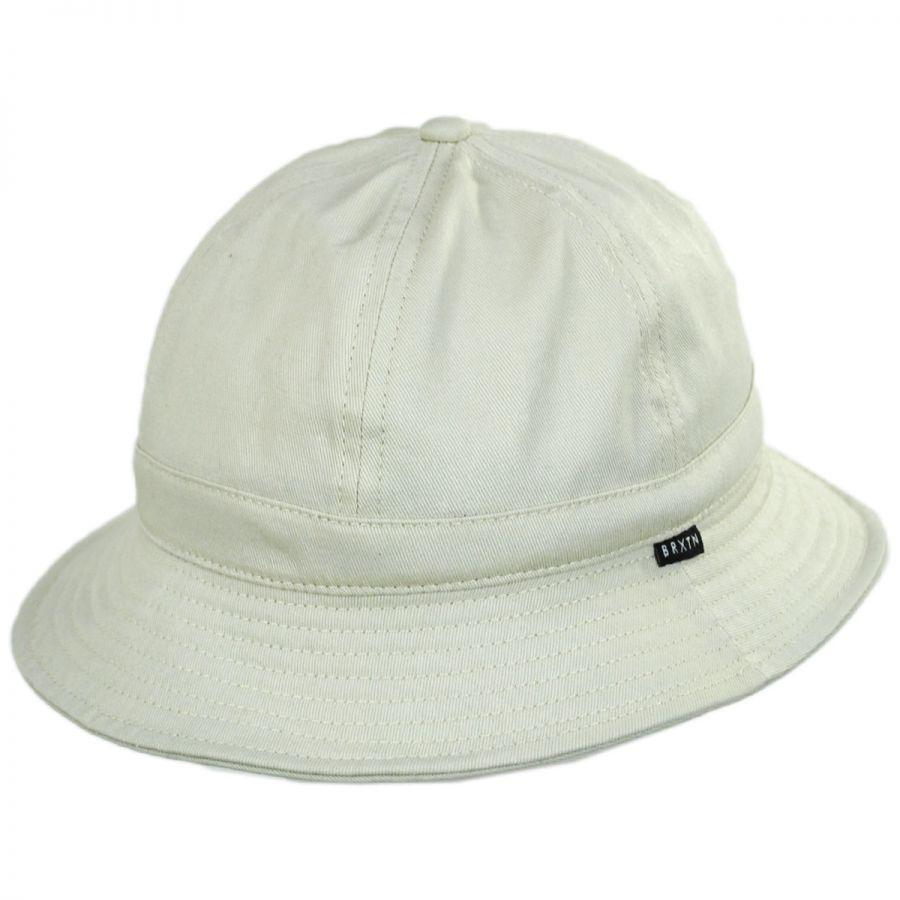 Brixton Hats Banks II Cotton Bucket Hat Bucket Hats 18f1c7c76375