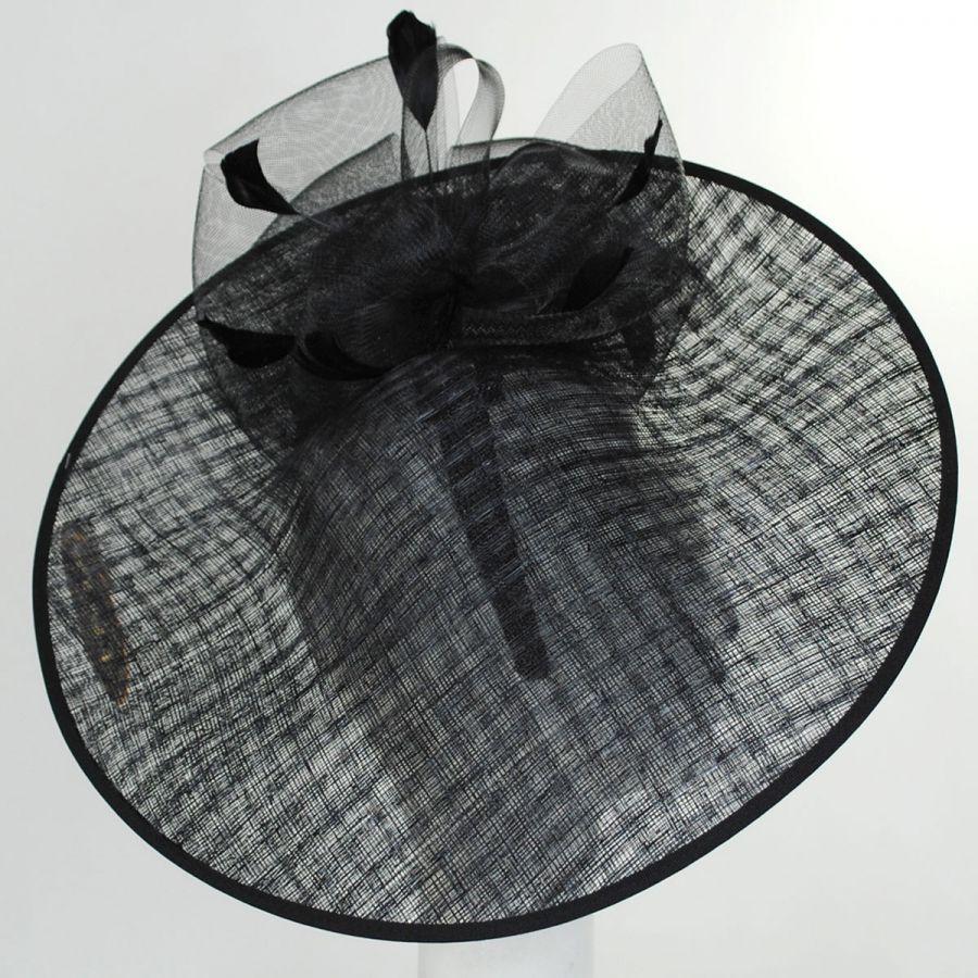 Scala Miranda Sinamay Fascinator Hat Fascinators   Headbands 0079bb219