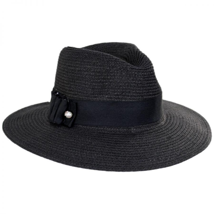 ff124d479 Ellery Toyo Straw Fedora Hat