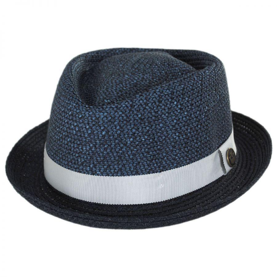 fbeb2253 Goorin Bros Uncle Manny Fedora Hat Straw Fedoras