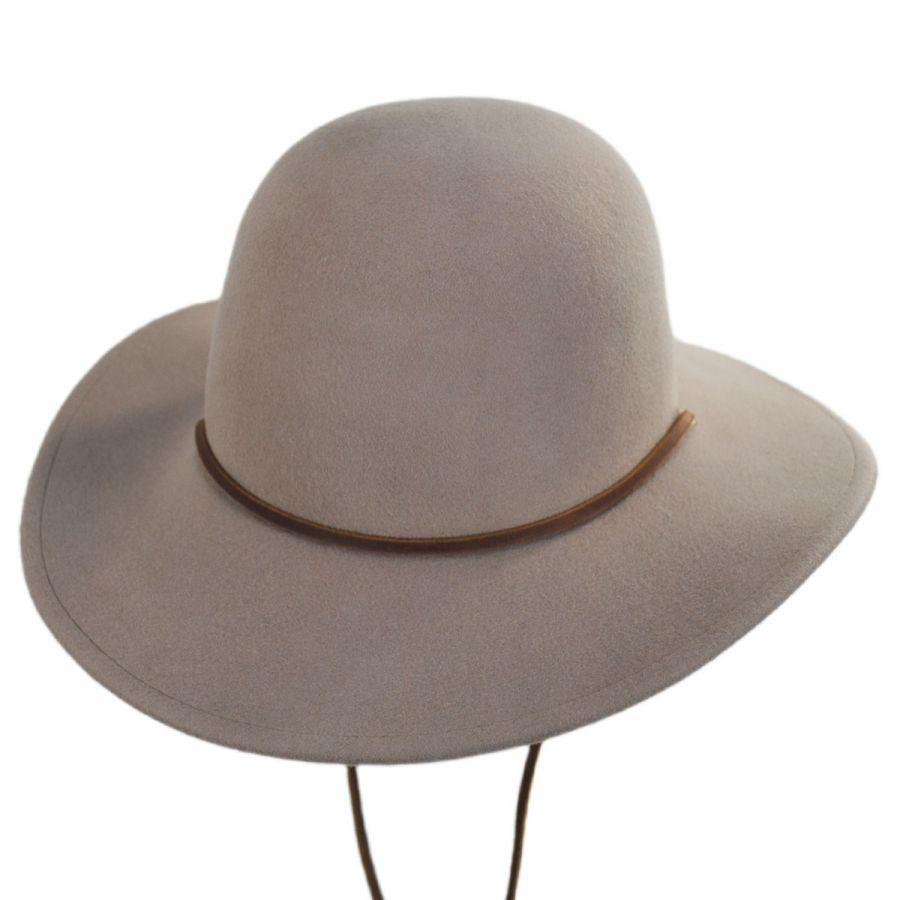 090fba6984d26 Brixton Hats Tiller Packable Wool Felt Wide Brim Hat View All