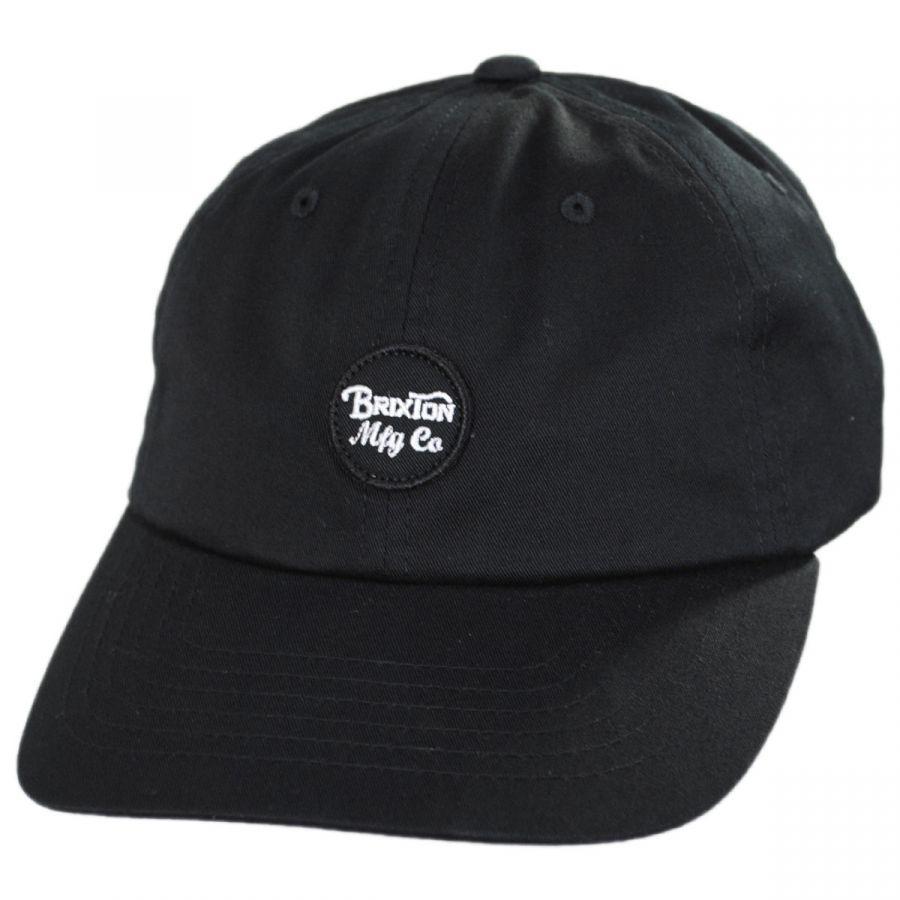 7830543fe Wheeler LoPro Strapback Baseball Cap Dad Hat