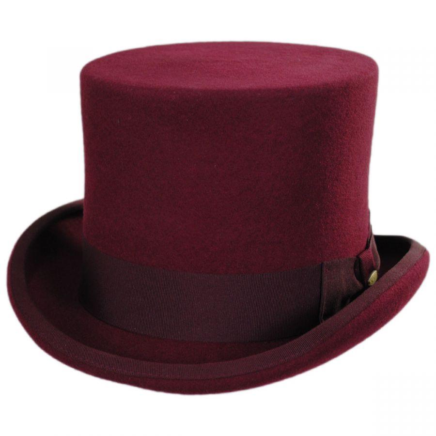 6ef77b4d9 Wool Felt Top Hat