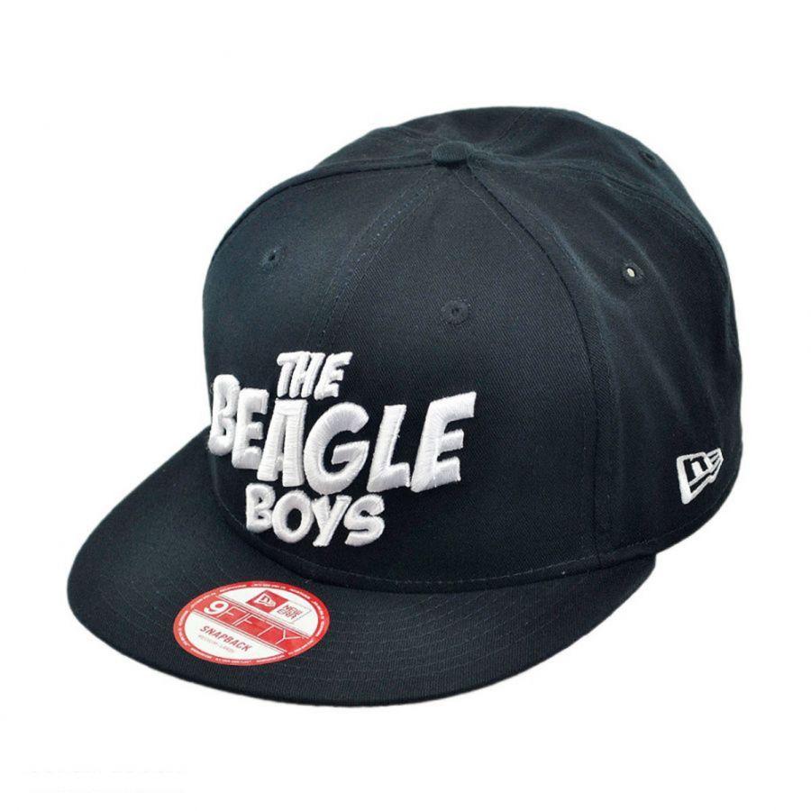 new era disney the beagle boys 9fifty snapback baseball