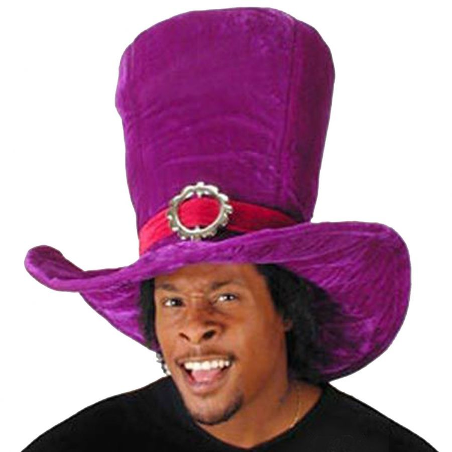 Elope Giant Mad Hatter Top Hat Novelty Hats View All