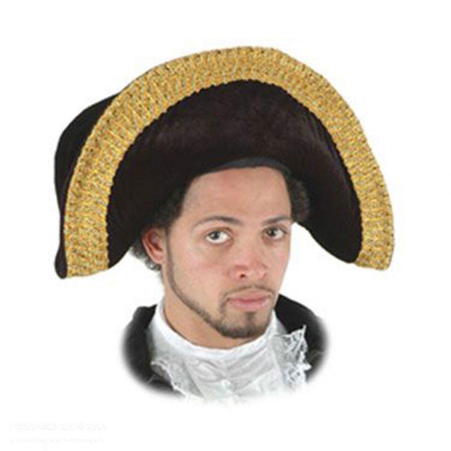 Bicorn Hat: Elope Tricorn/Bicorn Hat Novelty Hats