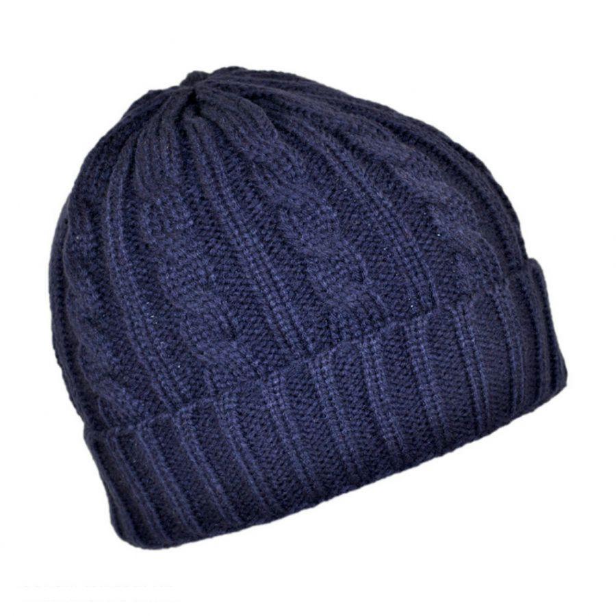 06b23d0fc2f Jaxon Hats Cable Knit Beanie Hat Beanies