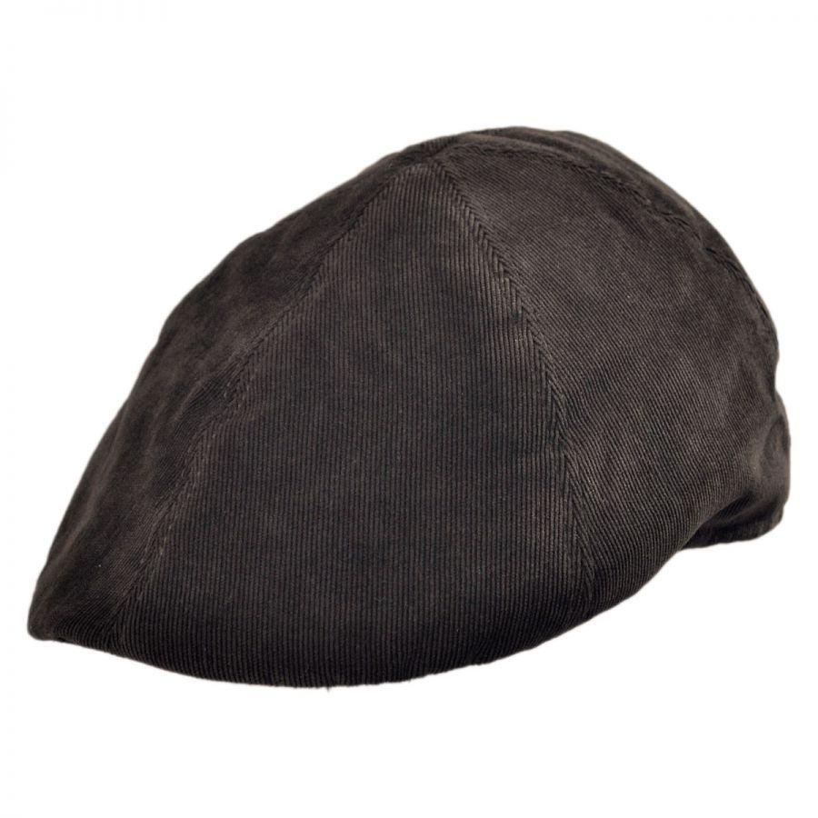 Jaxon Hats Corduroy Duckbill Ivy Cap Duckbills 22976b9341cb