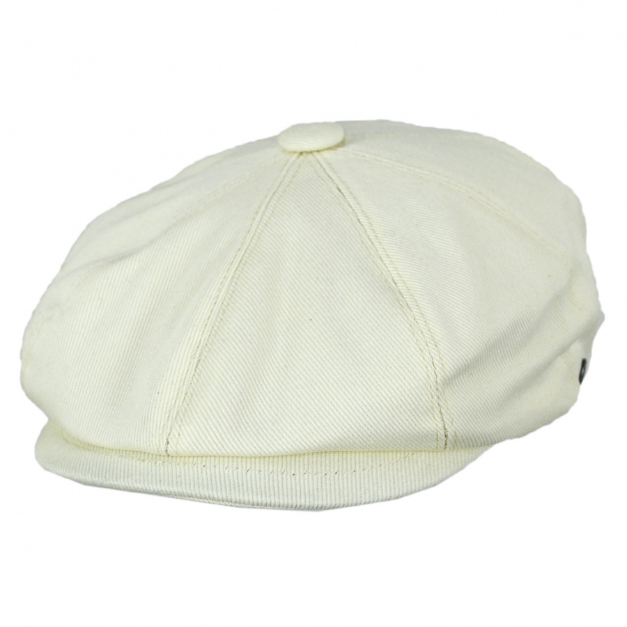 f44f1de7b7c Jaxon Hats Cotton Newsboy Cap Newsboy Caps