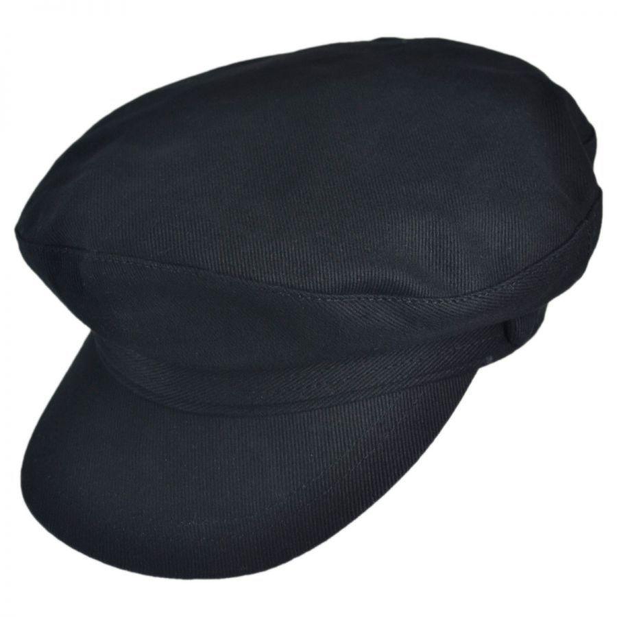 12ffef08c89 Jaxon Hats Cotton Fiddler s Cap Greek Fisherman Caps
