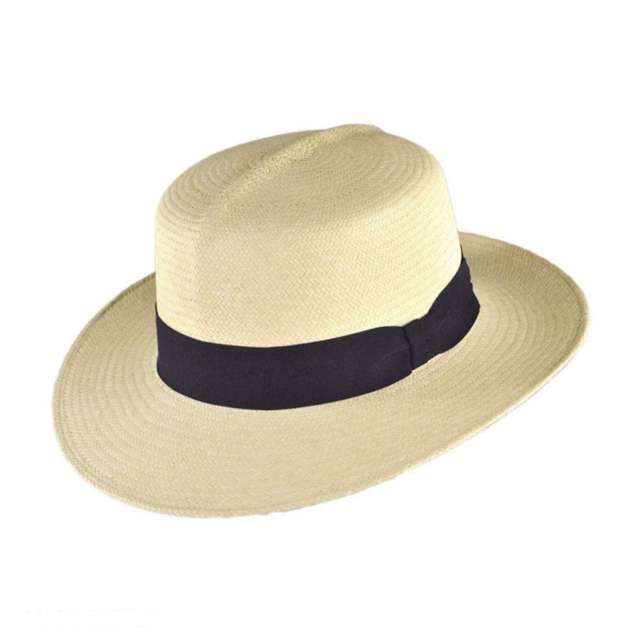 Jaxon Hats Habana Cuenca Panama Straw Hat Straw Hats 7e62ec6e4ea4