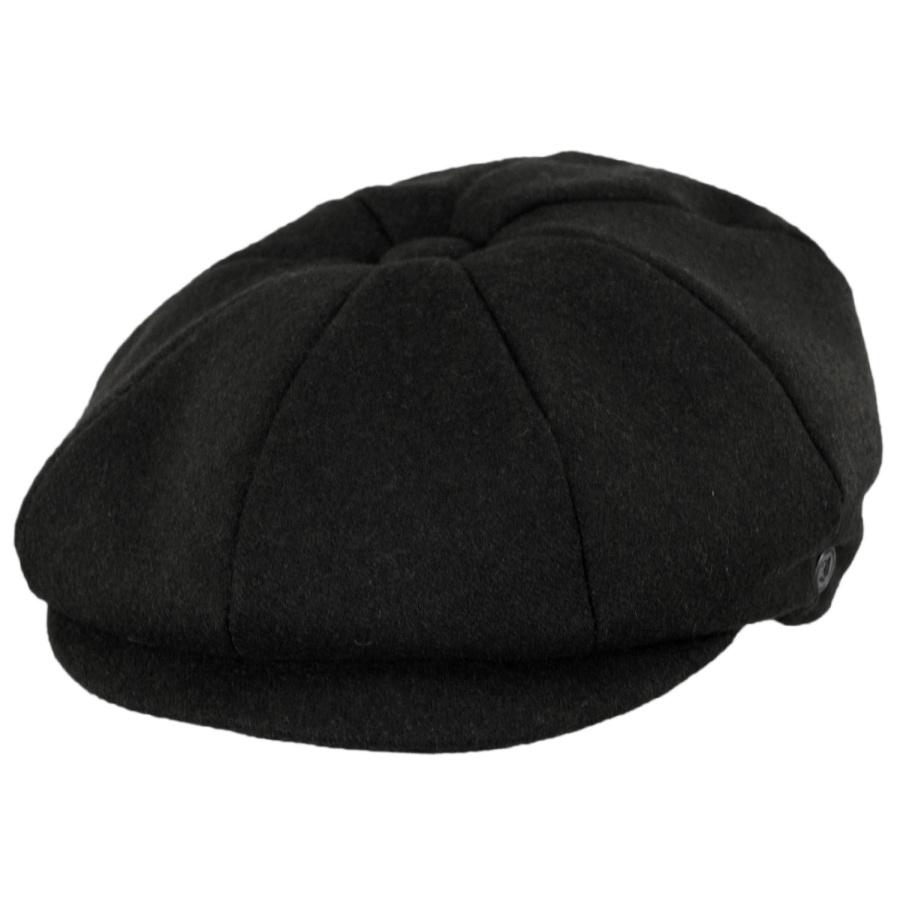 Jaxon Hats Harlem Wool Blend Newsboy Cap Newsboy Caps e83cbedb30b
